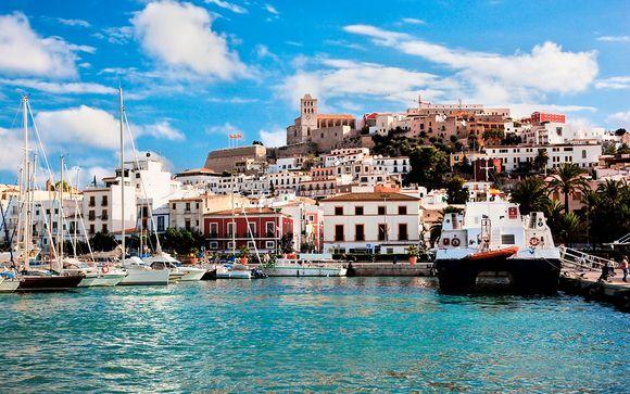 Willkommen auf§... Ibiza!