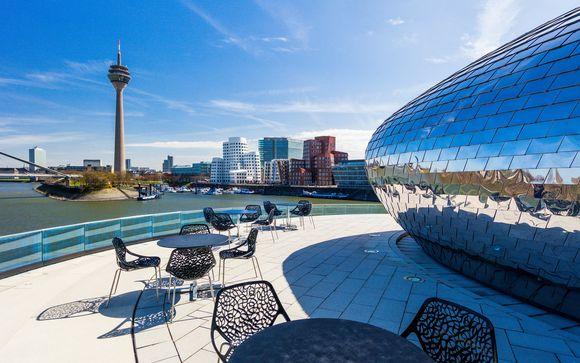 Willkommen in... Düsseldorf!