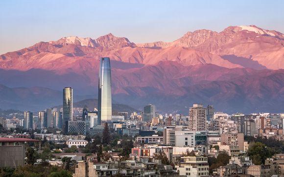 Willkommen in... Argentinien & Chile!