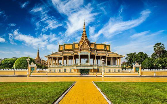 Kombireise durch Kambodscha und Vietnam