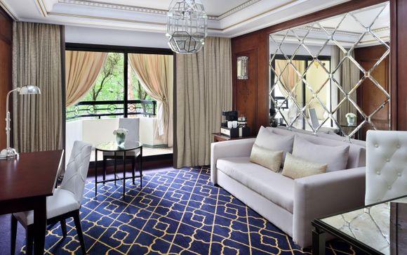 Fes Marriott Hotel Jnane Palace 5*