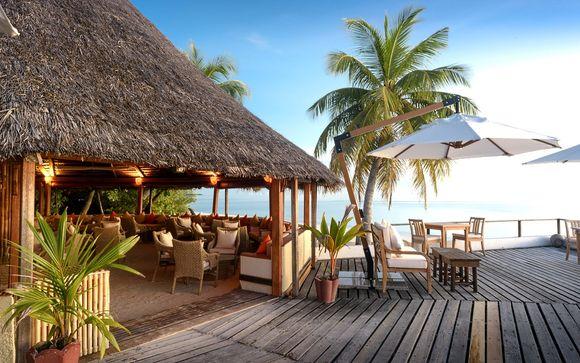 Ihre Verpflegung im Makunudu Island Resort 4*