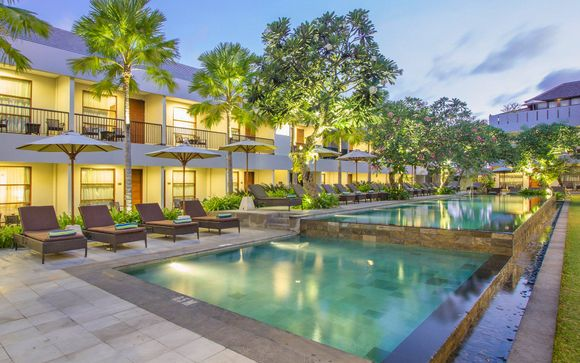 Amadea Resort und Villas 4* Seminyak
