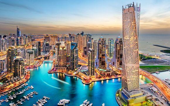 Willkommen in... den Arabischen Emiraten und im Oman!