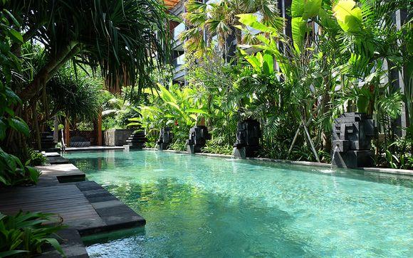 Luxus Kollektion: Balinesischer Charme und zeitgenössisches Ambiente