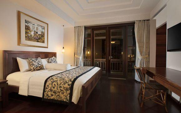 Ihr Hotel The Patra Bali Resort & Villas 5* in Kuta