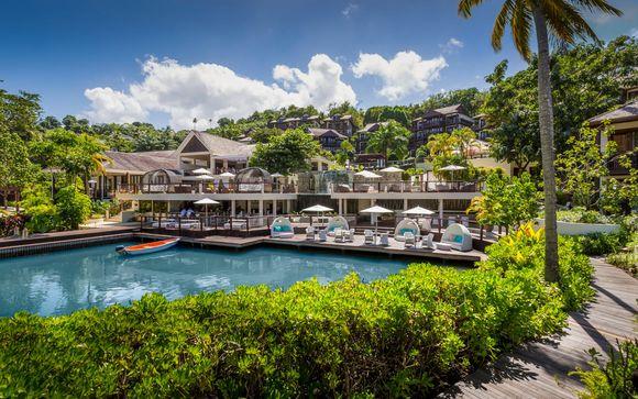 Willkommen in der...Karibik !