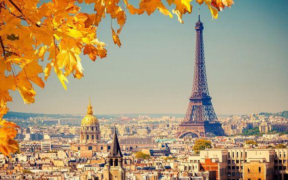 Willkommen in Frankreich!