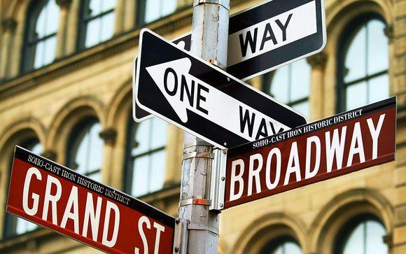 Ihr optionaler Stopover in... New York