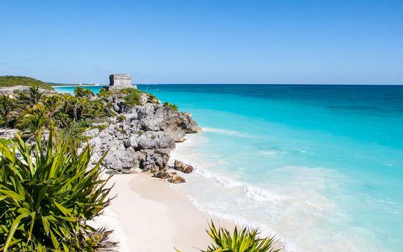 Willkommmen in... Mexiko!