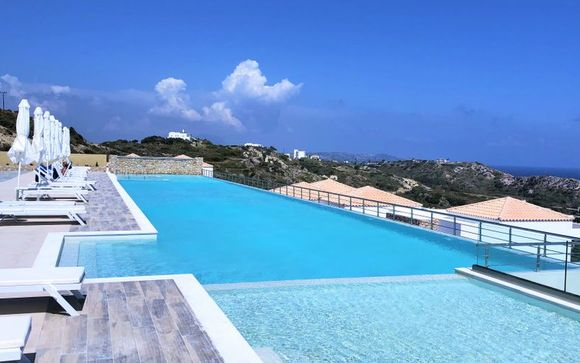 Bewertungen White Rock Of Kos 5 Adults Only Kos Voyage Prive