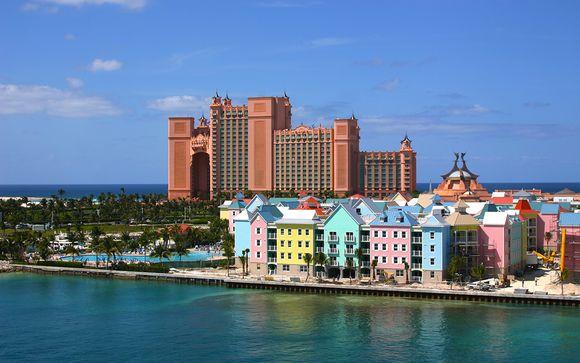 Willkommen in... Miami und den Bahamas!