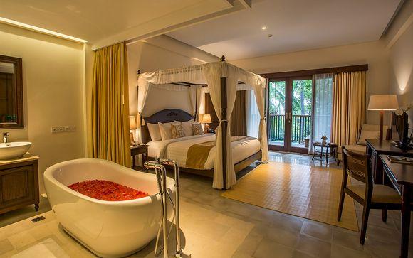 Hotel Desa Visesa Ubud 5*
