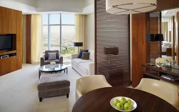 Corner Deluxe Suite