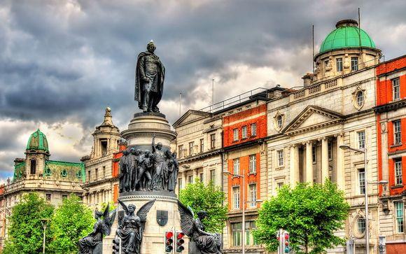 Willkommen in...Dublin!