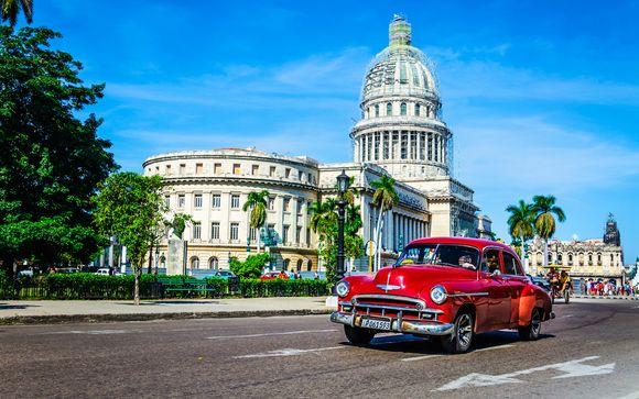 Willkommmen auf... Kuba!