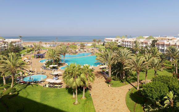 Willkommen... in Agadir!