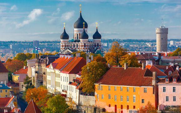 Willkommen im... Baltikum!