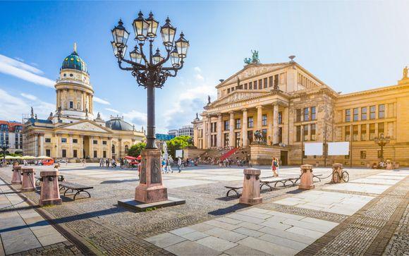 Willkommen in... Berlin !