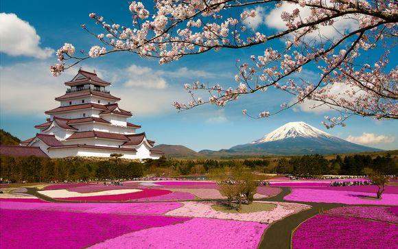 Entdeckungsreise Japan