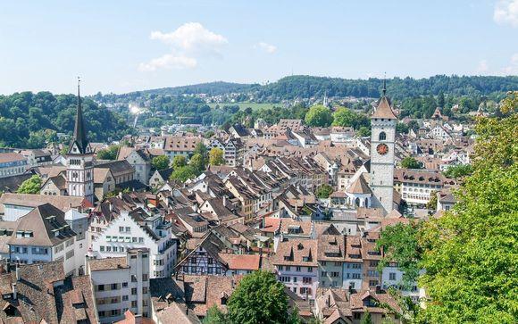 Willkommen in... Schaffhausen!