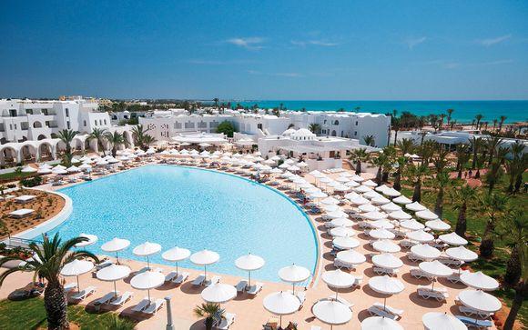 Hotel Palm Azur 4*