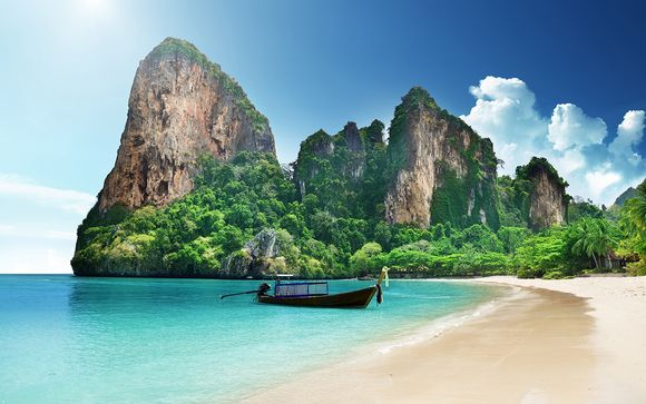 Willkommen auf... Phuket!