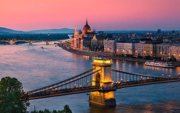 Willkommen in...Budapest !