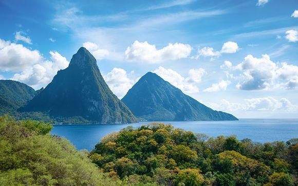 Willkommen auf... St. Lucia!