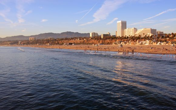 Willkommen in... Kalifornien!