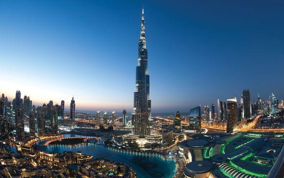 Willkommen in ... Dubai!