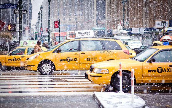 Willkommen in... Chicago & New York!