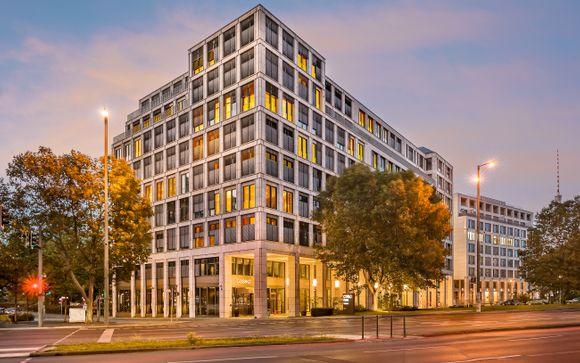 das cosmo hotel berlin mitte ist der perfekte ausgangspunkt fr einen aufenthalt in berlin das cosmo hotel befindet sich in idealer lage im geographischen