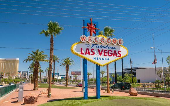 Willkommen in... Las Vegas!