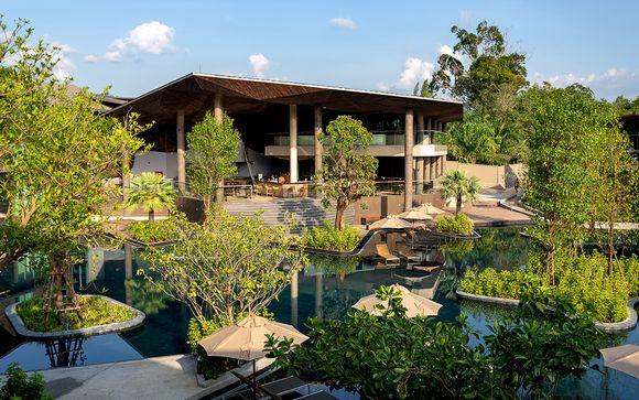 Hotel Kalima Resort & Villas Khao Lak 5*