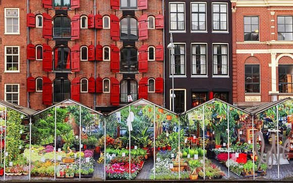 Nh Collection Amsterdam Doelen 5 Amsterdam Bis Zu 70 Voyage