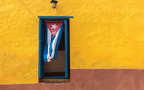 Kombireise: Casas Particulares und Paradisus Los Cayos 5*