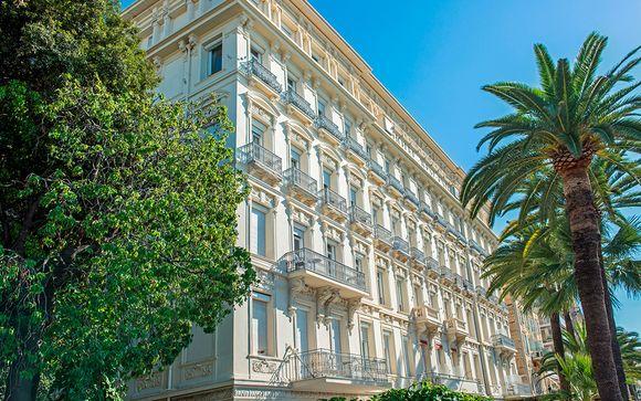 Historischer Glanz auf der Promenade des Anglais