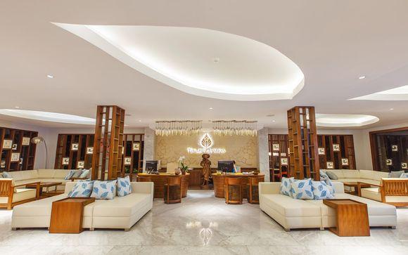 Hotel The Leaf Jimbaran 5*