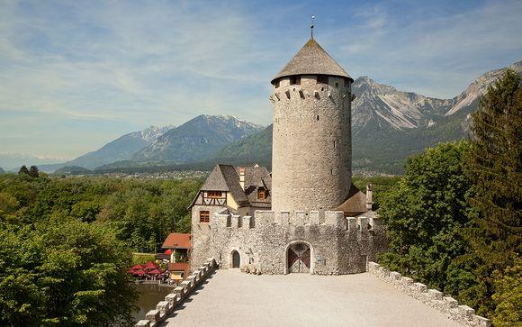 Hotel Schloss Matzen 4*