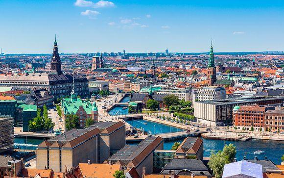 Kulturtour durch Kopenhagen und Oslo mit der Nachtfähre