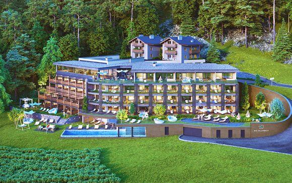 Hotel Residence Bad Fallenbach 4*S