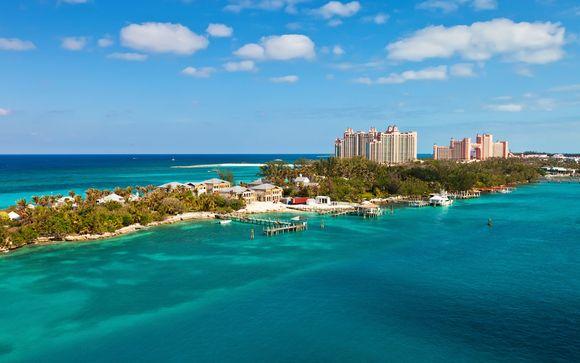 Ihre optionale Bahamas Kreuzfahrt