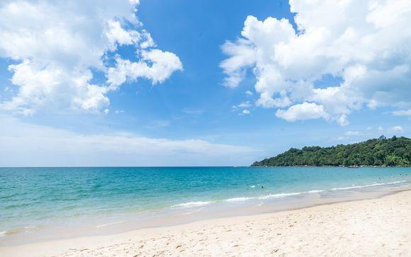 Willkommen... in Thailand!