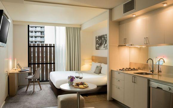 Ihr 4* Hotel in Melbourne