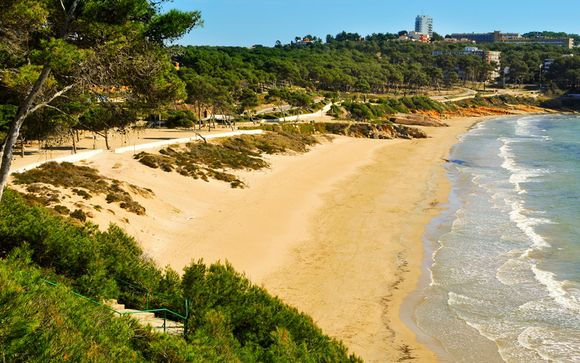Willkommen an... der Costa Dorada !