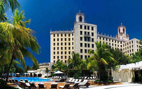 Hotel Nacional de Cuba 5*