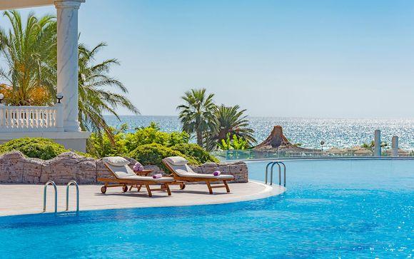 Hotel Starlight Resort 5 Antalya Bis Zu 70 Voyage Prive