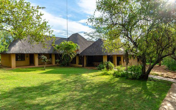 Ihr Hotel Royal Kruger Lodge
