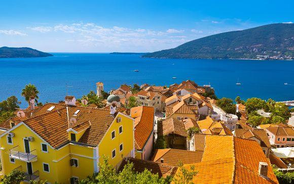 Willkommen in... Montenegro !